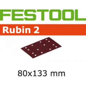brusivo STF 80x133mm P60-10ks Rubin2 ; 499055